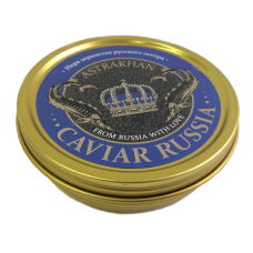 Икра осетровая Caviar Russia Astrakhan, 50 гр.